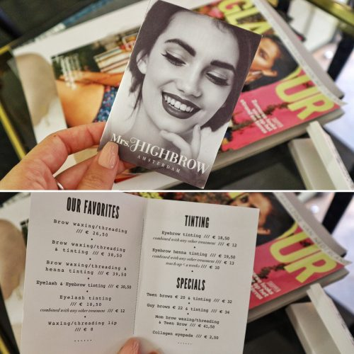 Review Mrs. Highbrow