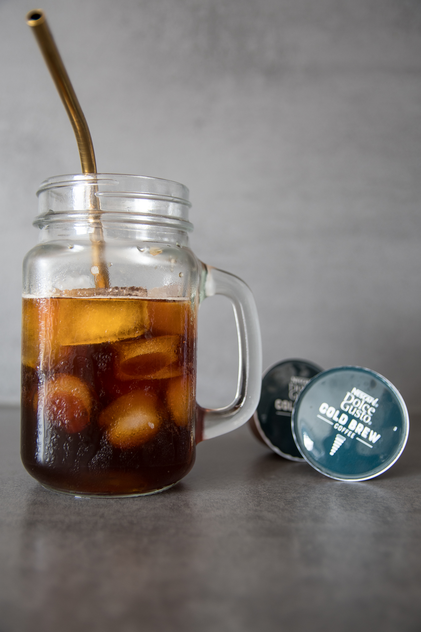 cold brew Dolce gusto